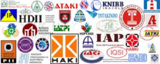 Asosiasi penerbit Sertifikat keahlian 603 Ahli K3 Konstruksi