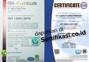 Mengapa Perusahaan Memerlukan Sertifikasi ISO sertifikasi.co.id