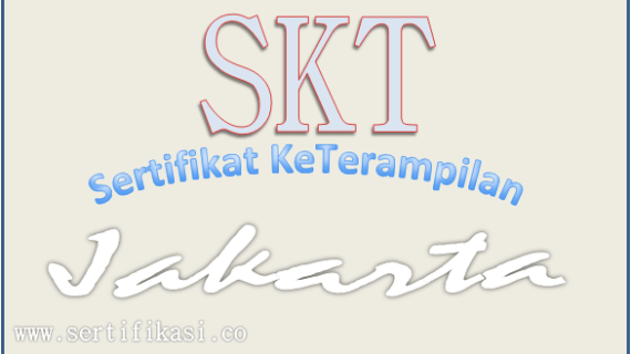 Biro Jasa Pengurusan Sertifikat Keterampilan Jakarta Pusat