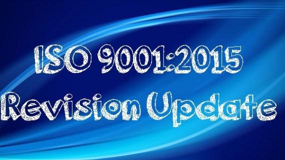 Batasan Waktu Transisi Penerapan ISO 9001:2015