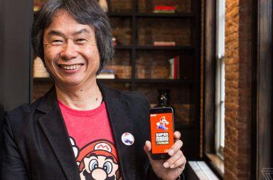 Mario'nun Yaratıcısı Shigeru Miyamoto'dan Canlı Performans