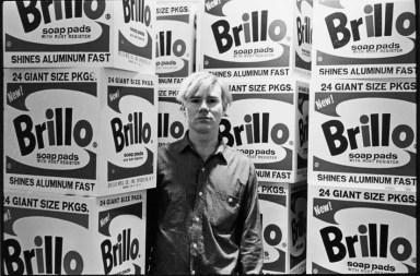 Andy Warhol Belgeseli Brillo Box'dan Fragman