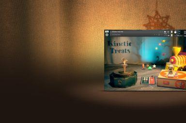 Kinetic Treats : Tren Setiyle Müzik Yapın