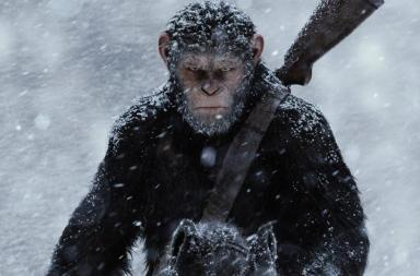 """War for the Planet of the Apes"" Fragmanı Geldi!"