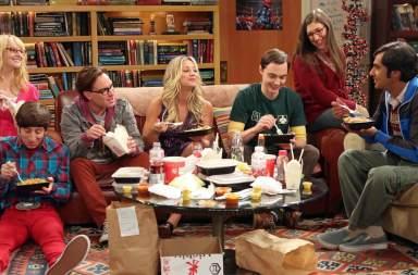 The Big Bang Theory İki Sezon Daha Devam Edecek