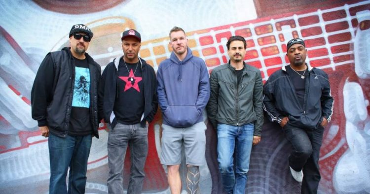 Rage Against the Machine, Public Enemy