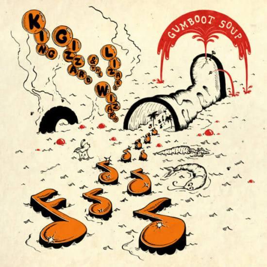 King Gizzard & The Lizard Wizard Gumboot Soup