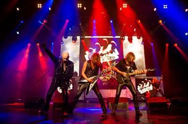 Judas Priest Yeni Albümünden 'Lightning Strike' Adlı Parçasını Paylaştı