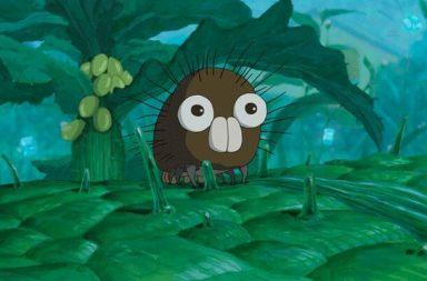 Hayao Miyazaki 21 Mart'ta Boro the Caterpillar'la Dönüyor