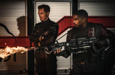Fahrenheit 451 Romanının Yeni Filminden İlk Fragman