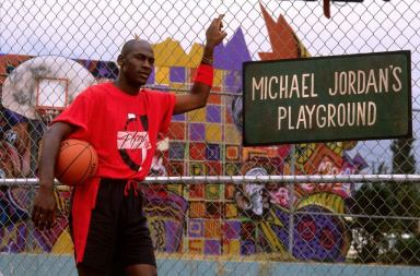 Unbanned: The Legend of Air Jordan 1'dan Belgeselinden İlk Fragman