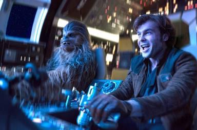 Han Solo Filmi Solo: A Star Wars Story'den İlk Fragman
