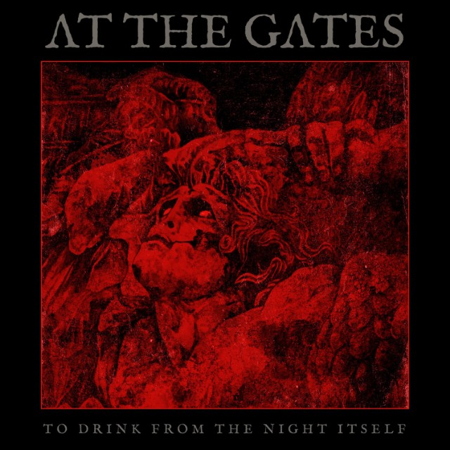 At The Gates - To Drink From The Night Itself Album Cover