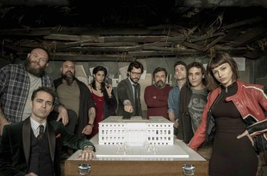 La Casa De Papel'in İkinci Sezonu 6 Nisan'da Netflix'te