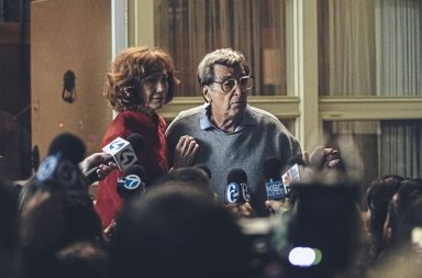 Al Pacino'lu Paterno Filminden İlk Fragman