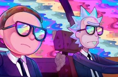 Rick and Morty Yeni Run The Jewels Müzik Videosunda