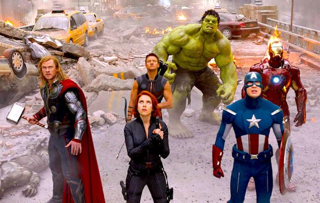 Avengers: Infinity War Movie Watch