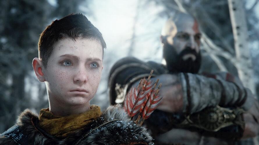[:tr]Yeni God of War Oyunundan Oynanış Videosu ve Fragman [:en]Watch the New God of War Trailer and Gameplay Walkthrough[:]