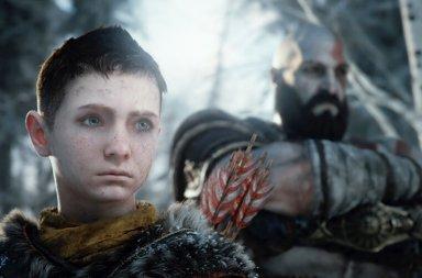 Yeni God of War Oyunundan Oynanış Videosu ve Fragman