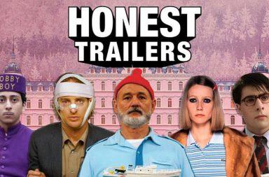 Bütün Wes Anderson Filmleri Bu Videoda - Honest Trailers