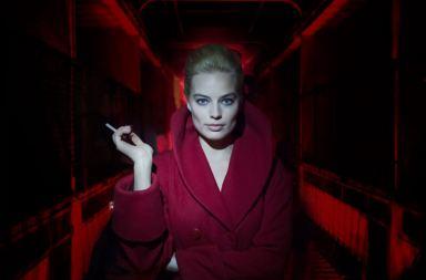 Margot Robbie'nin Terminal Filminden Teaser