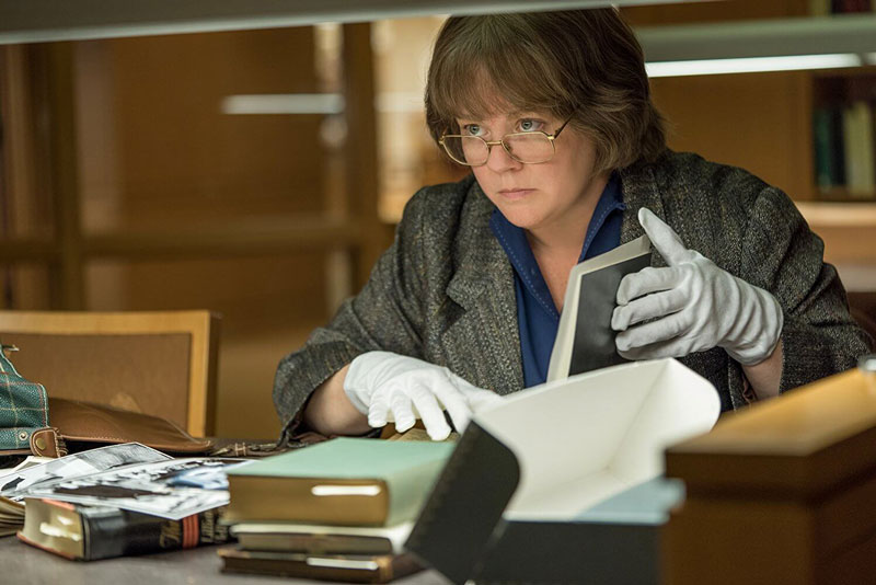 [:tr]Diary of Teenage Girl'ün Yönetmeninin Yeni Filmi Can You Ever Forgive Me?'den Fragman[:en]'Can You Ever Forgive Me?' Trailer: 'Diary of Teenage Girl' Director Marielle Heller Returns With Another True Story[:]