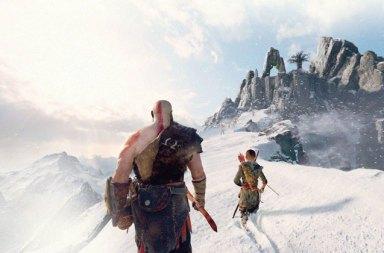 Beklenen Oyun Yeni God of War Çıktı