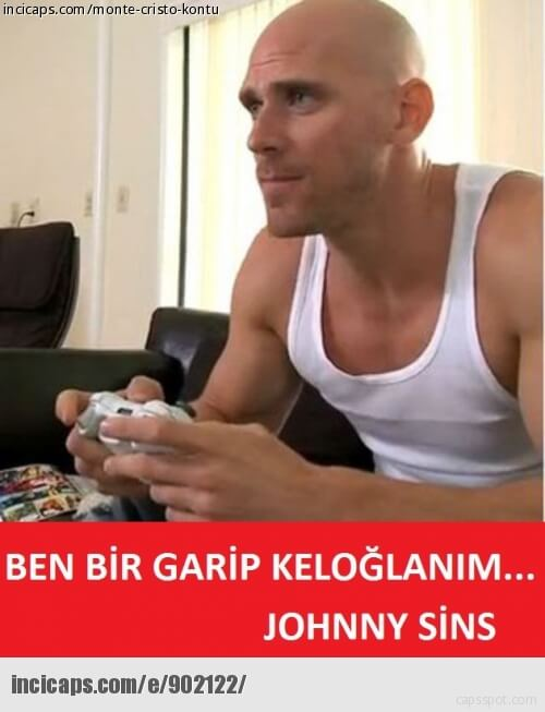 Johnny Sins caps