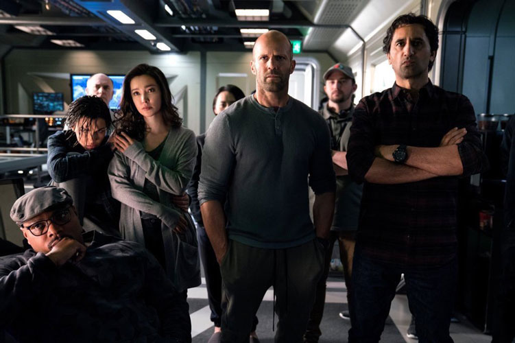 [:tr]Jason Statham'in Başrolde Bulunduğu The Meg'ten İlk Fragman[:en]Watch Jason Statham's The Meg Movie Trailer + New Poster[:]