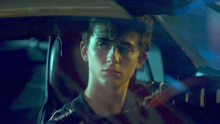 Timothée Chalamet - Hot Summer Nights