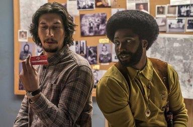 Yeni Spike Lee Filmi BlacKkKlansman'dan İlk Fragman