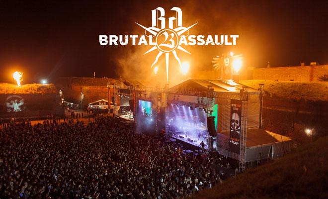 Brutal Assault Festival 23