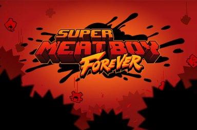 Super Meat Boy Forever Geliyor