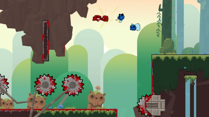 Super Meat Boy Forever Game Download