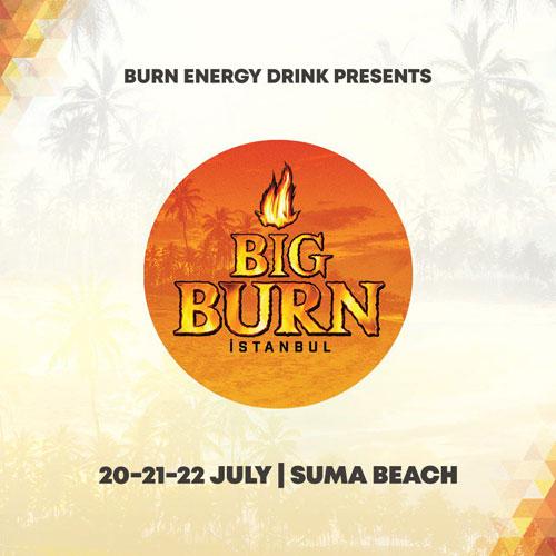 Big Burn Istanbul 2018 Festivali, Suma Beach