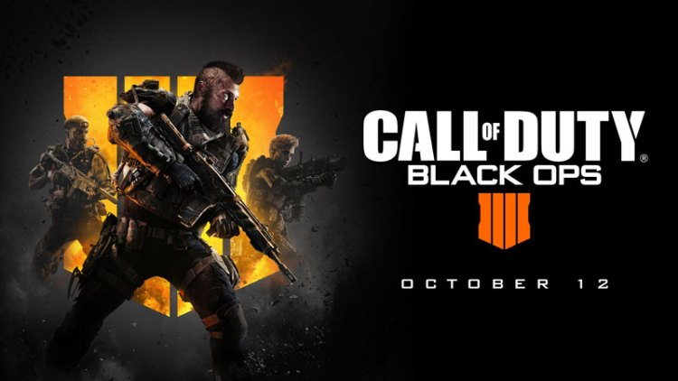 Call of Duty: Black Ops 4 Pre-Order