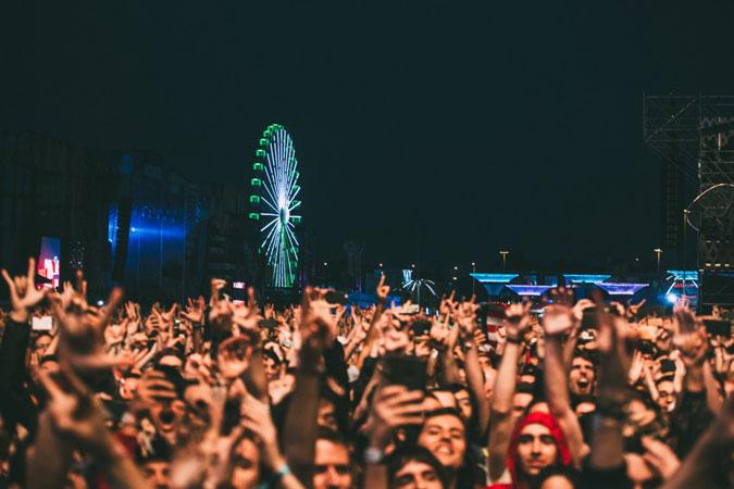 Mad Cool Festival   12-13-14 Temmuz