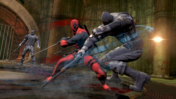 Ryan Reynolds Deadpool Video Game