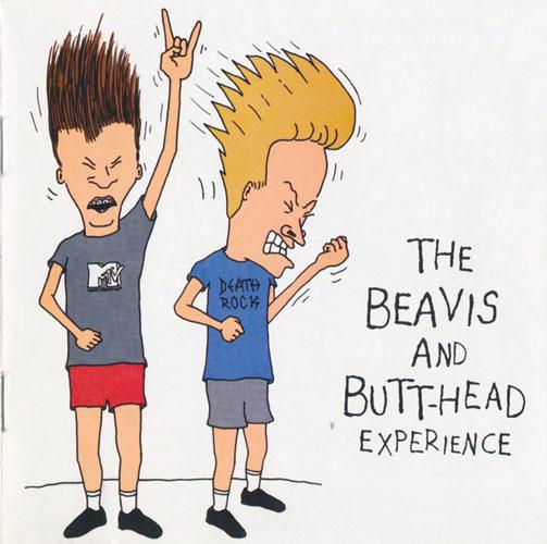Beavis and Butt-Head MTV Portugal. The Man
