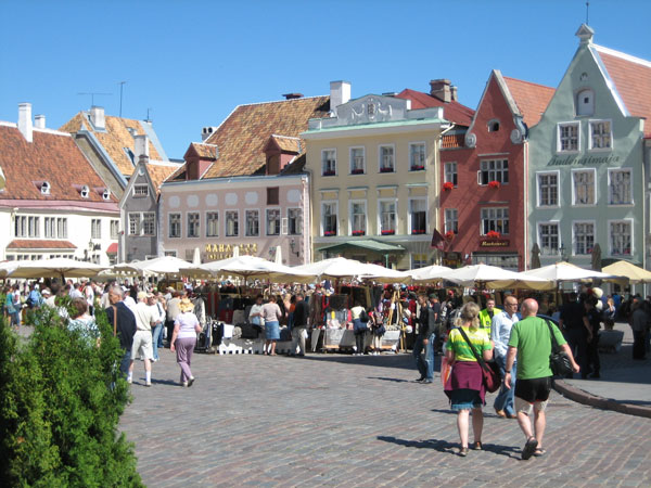 Tallinn Estonia City Tour