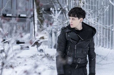 The Girl in the Spider's Web Filminden İlk Fragman