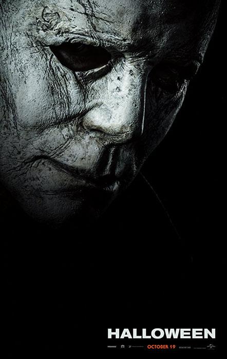 John Carpenter'ın Yeni Halloween Movie Poster