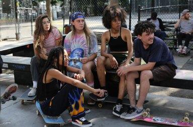 Gençlik Kültürüne Odaklanan Skate Kitchen Filminden Fragman
