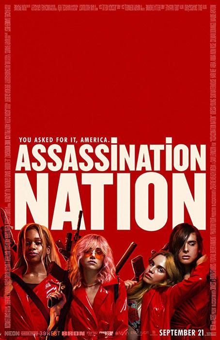Assassination Nation Movie Poster