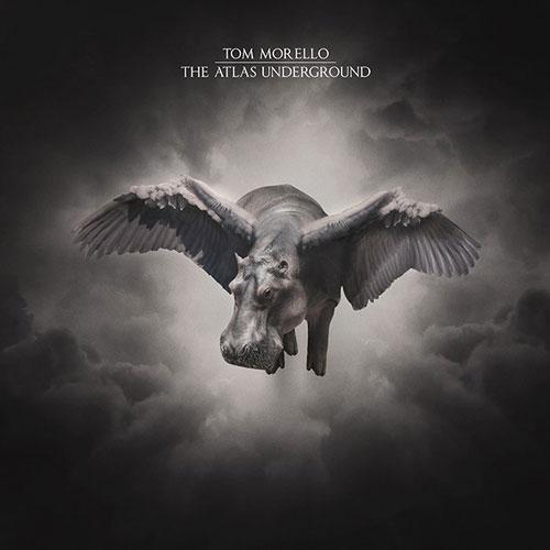 Tom Morello The Atlas Underground Album Cover