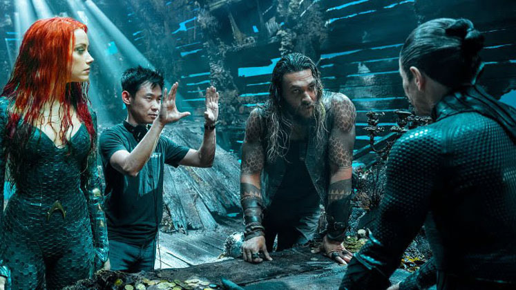 Watch Aquaman 2018 First Trailer : And Everything We Know