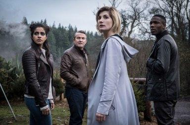 İlk Kadın Doctor Who Karakterli Yeni Sezondan Resmi Fragman