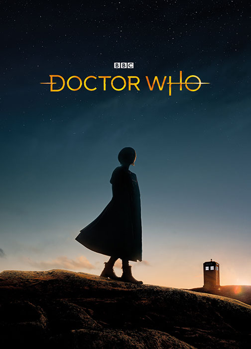 Doctor Who Season 11 Poster BBC Jodie Whittaker