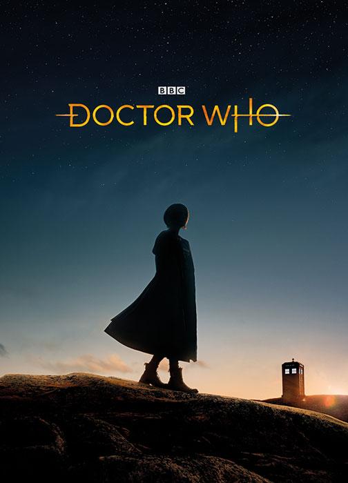 Doctor Who Season 11 Poster BBC Jodie Whittaker