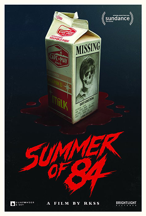 Summer of '84 Serial Killer Movie 2018 Trailer